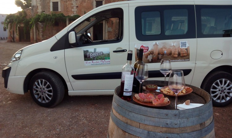 Wine tour in Mallorca